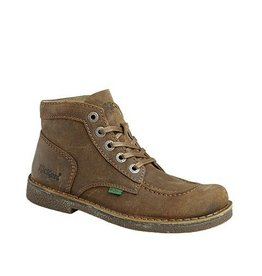 KICKERS LEGENDOK BROWN LIGHT CUIR K81MC