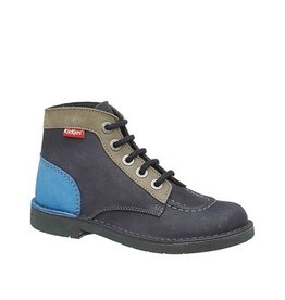 KICKERS KICK COL NAVY BLUE K1685MBB