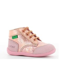 KICKERS BOETIK ROSE CLAIR ROSE METAL KP42RM-17E552050-10+131