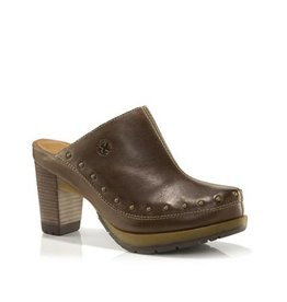 DR. MARTENS UNA BROWN LEATHER
