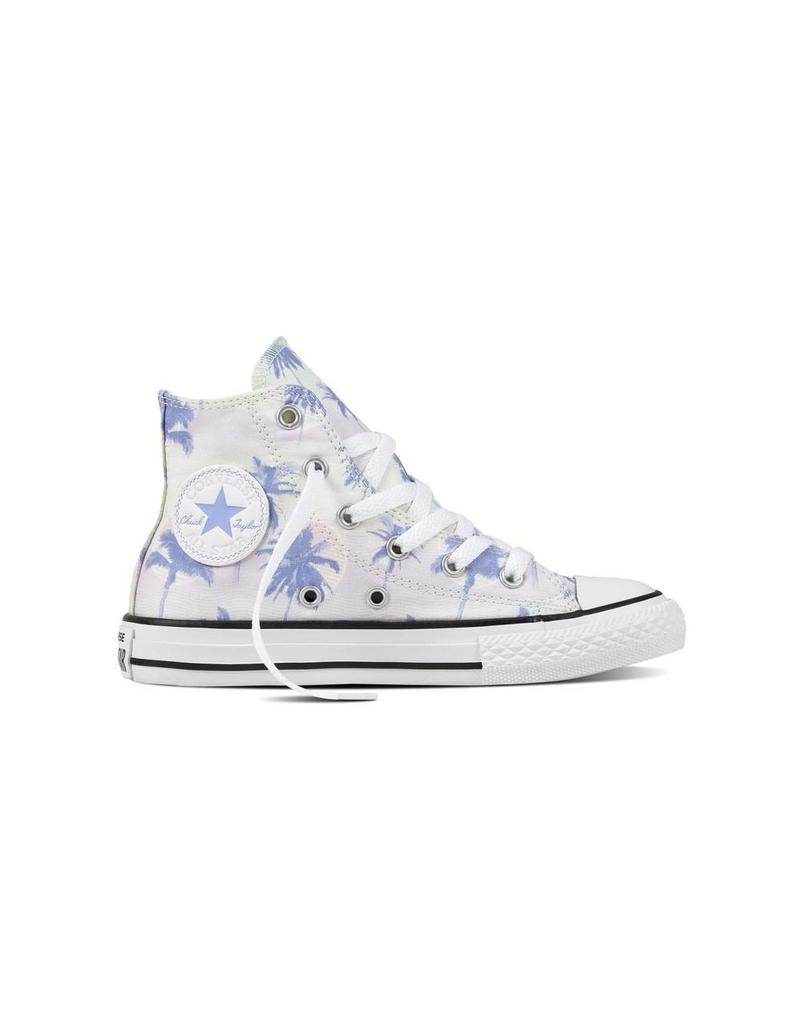 CONVERSE CHUCK TAYLOR HI BARELY GREEN/TWILIGHT PULSE CYPALM-659958C