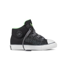 CONVERSE CHUCK TAYLOR HIGH STREET HI ALMOST BLACK CRSA-760766C