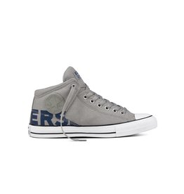 CONVERSE CHUCK TAYLOR HIGH STREET HI DOLPHIN/WHITE/NAVY C898DO-160860F