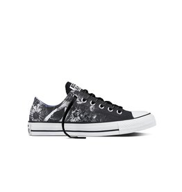 CONVERSE CHUCK TAYLOR OX BLACK/WHITE/TWILIGHT PULSE C12PITB-559846C