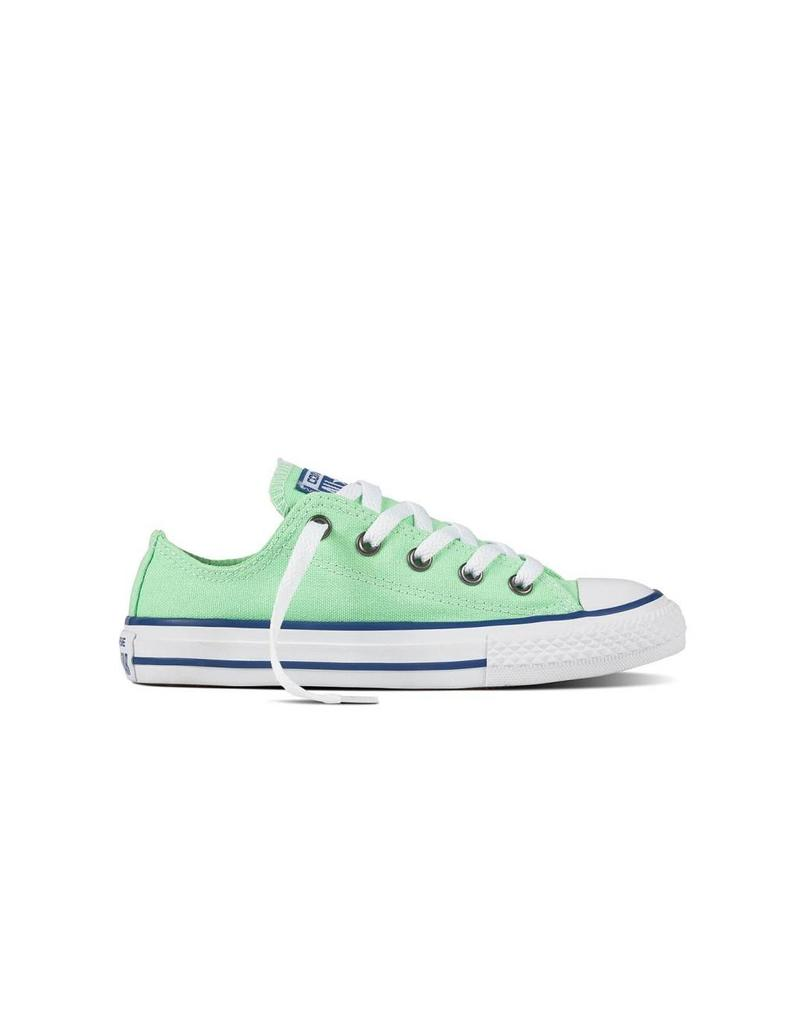 CONVERSE CHUCK TAYLOR OX ILLUSION GREEN/NIGHTFALL BLUE CYILJ-660105C