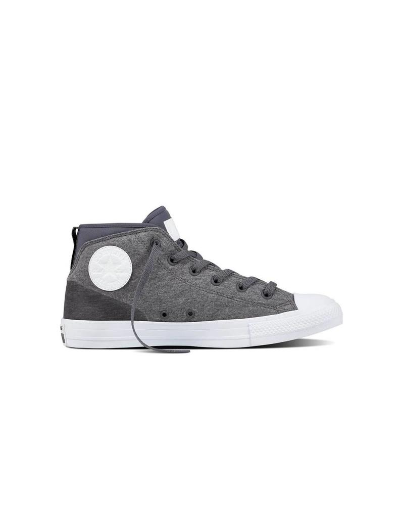 CONVERSE CHUCK TAYLOR SYDE STREET MID GRAY/THUNDER/WHITE C896SG-159546C