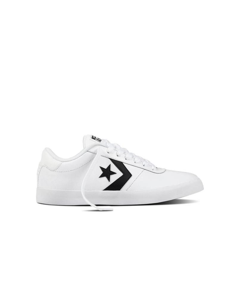 CONVERSE CONVERSE POINT STAR OX WHITE/WHITE/BLACK CC891W-159796C