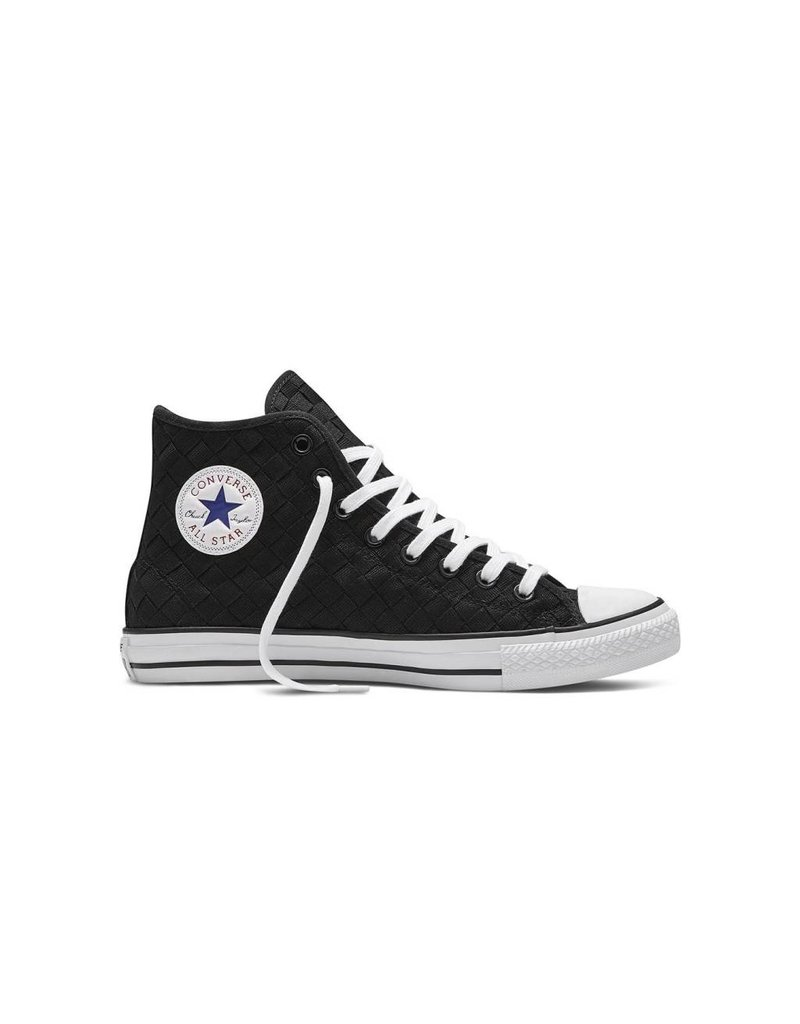 CONVERSE Chuck Taylor All Star  HI BLACK BLACK WHITE C16TB-151234C