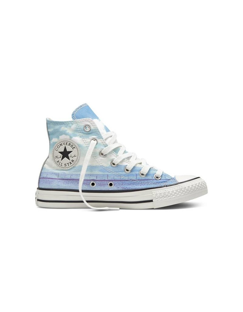 CONVERSE Chuck Taylor All Star  HI SPRAY PAINT MOTEL POOL C16CHM-551007C