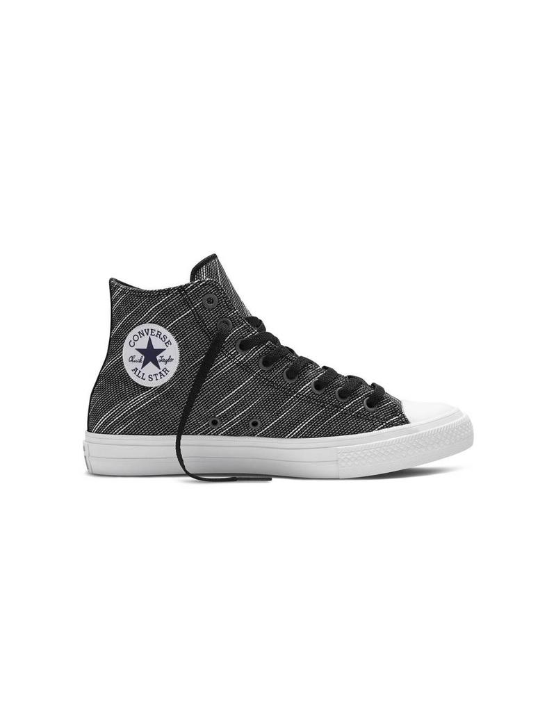 CONVERSE Chuck Taylor All Star  II HI BLACK WHITE NAVY CT2HCB-151087C