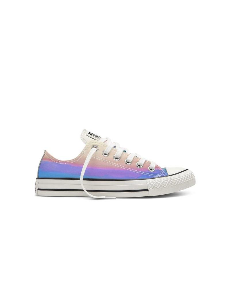 CONVERSE Chuck Taylor All Star  OX DAYBREAK PINK MOTEL POOL EGRET C10DAY-551632C