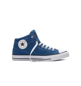 CONVERSE Chuck Taylor All Star  HIGH STREET HI ROADTRIP BLUE WHITE C698RB-151042C