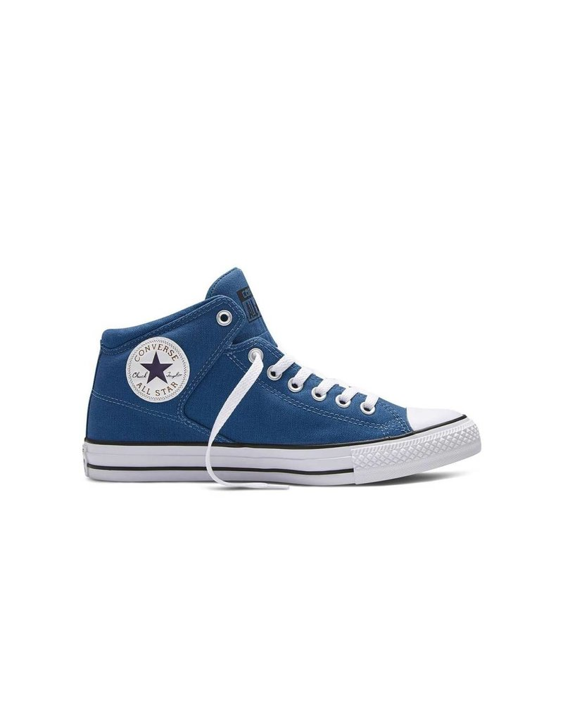 CONVERSE Chuck Taylor All Star  HIGH STREET HI ROADTRIP BLUE WHITE