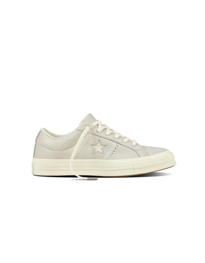 CONVERSE ONE STAR OX PALE PUTTY/PALE QUARTZ/EGRET CC887PA-159773C