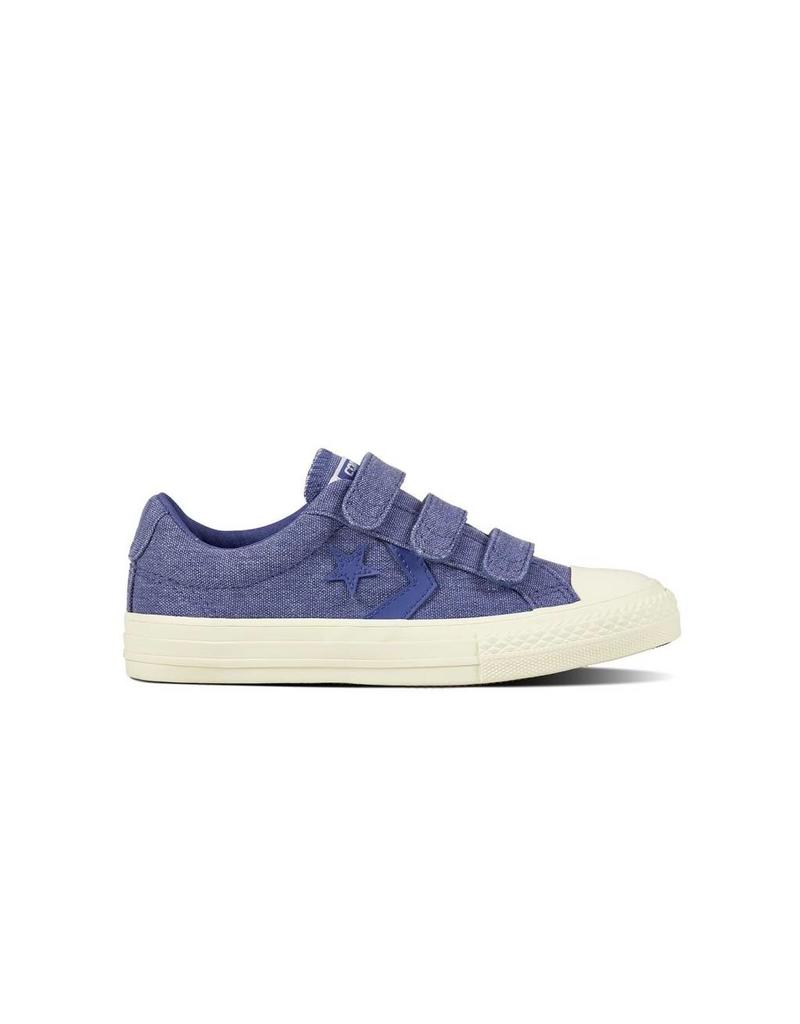 CONVERSE STAR PLAYER EV 3V OX NIGHTFALL BLUE CYVNI-660032C