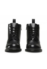 DR. MARTENS DELPHINE BLACK POLISHED SMOOTH 600MO-R22650001