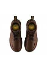 DR. MARTENS LOMBARDO DARK BROWN GRIZZLY 866DB-R23048201