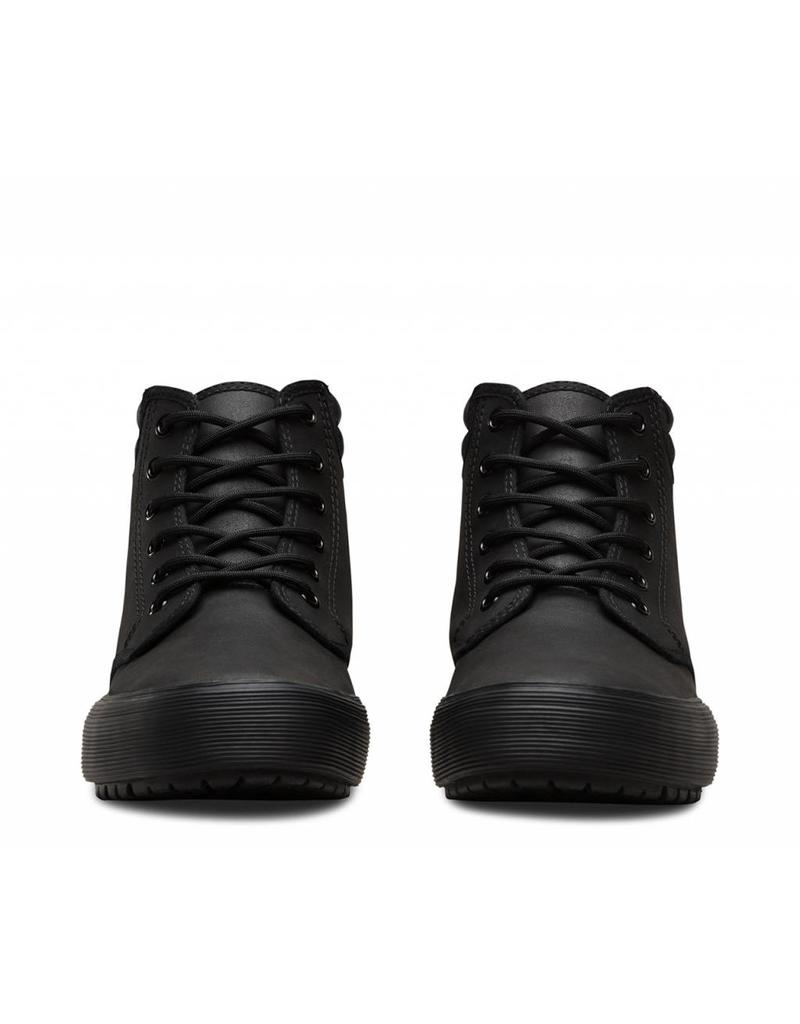 DR. MARTENS EASON BLACK GREASY LAMPER VULC+MOHAWK SYNTHETIC 663MO-R23472001