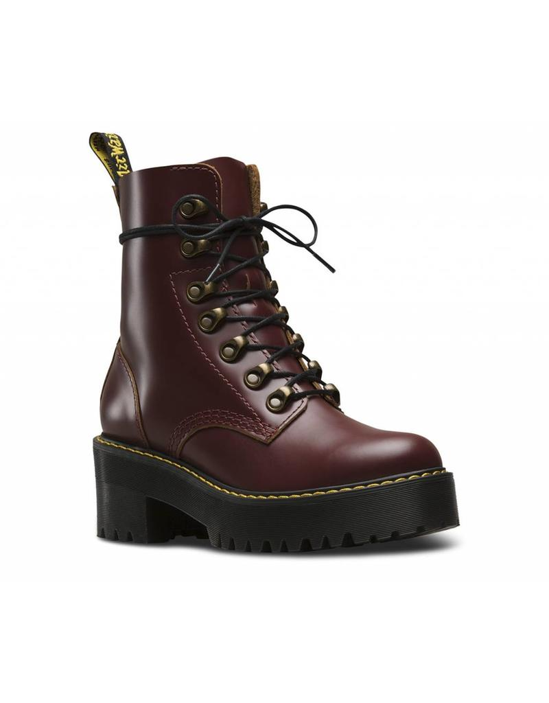 DR. MARTENS LEONA OXBLOOD VINTAGE SMOOTH 746OX-R22601601