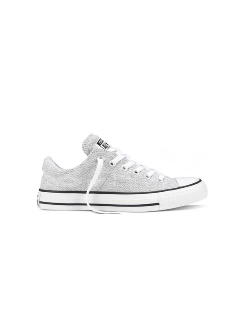 CONVERSE Chuck Taylor  MADISON OX WHITE BLACK C10MW-549700C