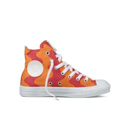 CONVERSE Chuck Taylor All Star PREM HI PNK OR C12MAO-529656C