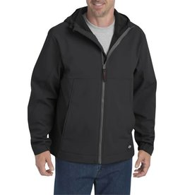 DICKIES Full Zip Bonded Softshell Jacket SJ377