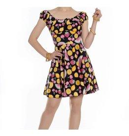 HELL BUNNY - Tutti Frutti Mini Dress