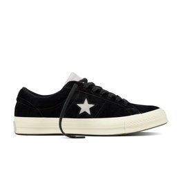 CONVERSE ONE STAR OX BLACK/MOUSE/EGRET C887MOU-160584C