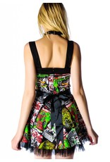 HELL BUNNY - BMovie Mini Dress