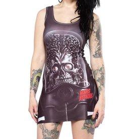 KREEPSVILLE 666 - Mars Attacks Grim Grin Dress