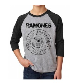 Ramones Youth Raglan