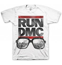 Run DMC City Glasses NYC T-Shirt