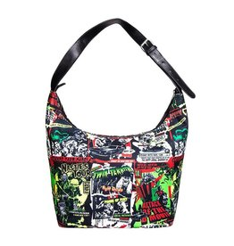 HELL BUNNY - BMovie Boho Bag