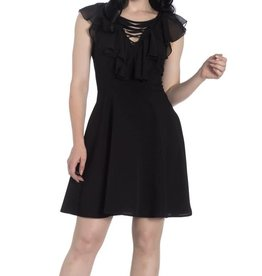 HELL BUNNY - Onyx Dress