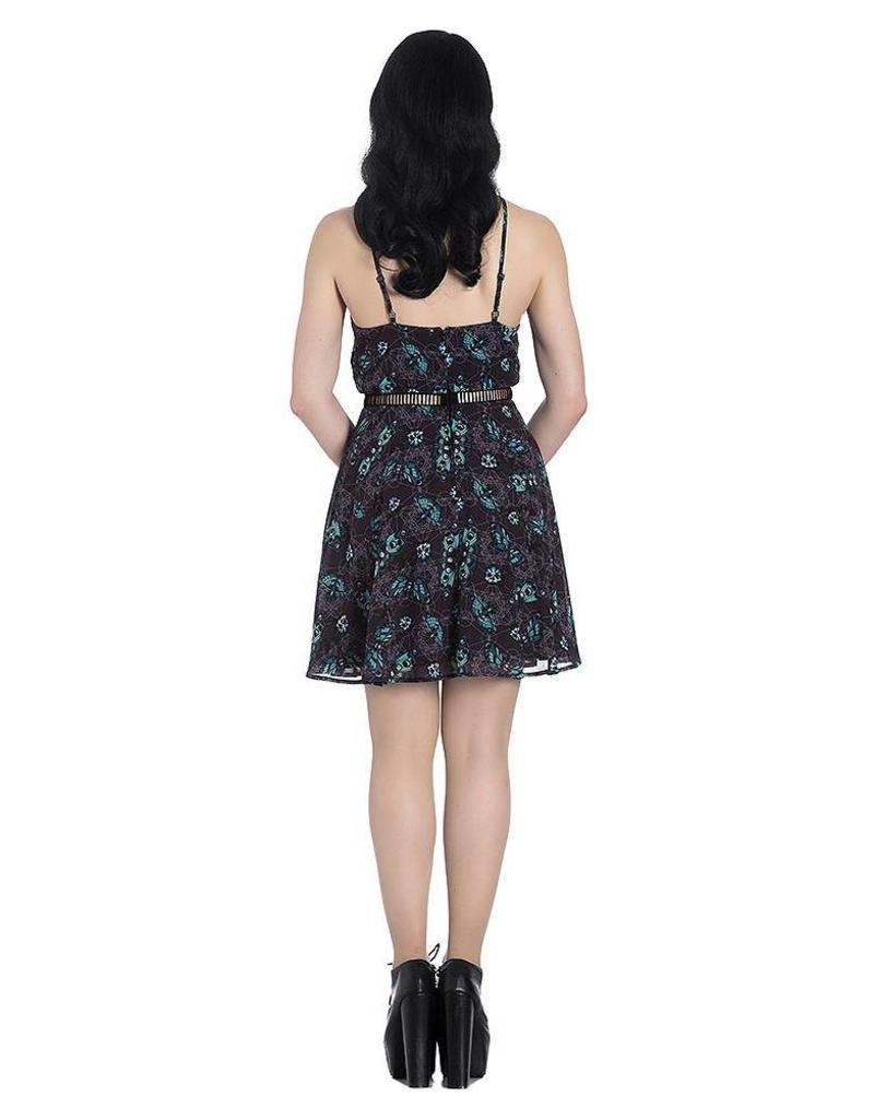 HELL BUNNY - Death's Head Dress