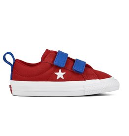 CONVERSE ONE STAR 2V OX GYM RED/HYPER ROYAL/WHITE CRVY-760765C