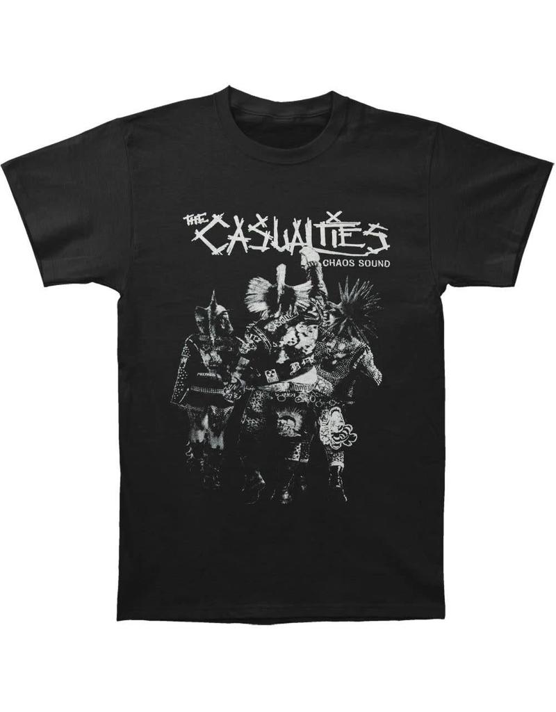 Casualties Chaos Sound T-Shirt