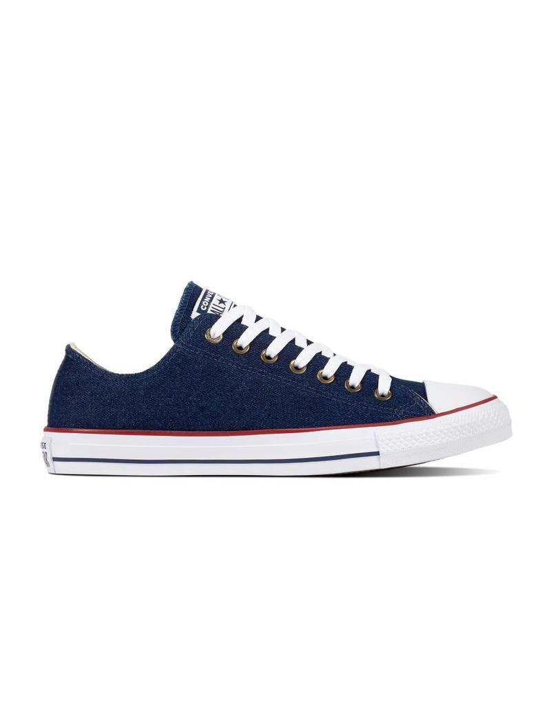 CONVERSE CHUCK TAYLOR OX DARK BLUE/NATURAL IVORY/WHITE C12DAB-161489C