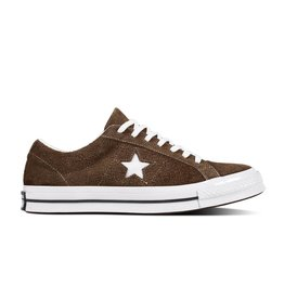CONVERSE ONE STAR OX CHOCOLATE/WHITE/WHITE C887CHO-162573C