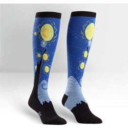 - Women's Knee High Funky Socks
