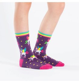 - Junior Crew Socks