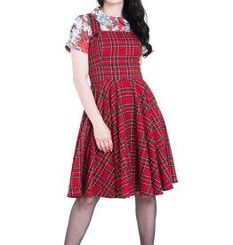 HELL BUNNY - Irvine Pinafore Dress