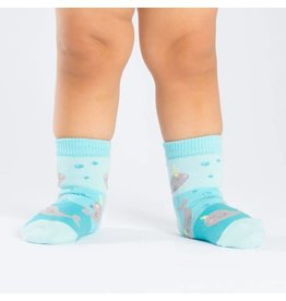 SOCK IT TO ME - Toddler Unicorn of The Sea Socks