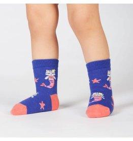 SOCK IT TO ME - Toddler Purrmaid Socks
