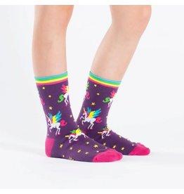 SOCK IT TO ME - Junior Winging It Crew Socks