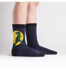 SOCK IT TO ME - Junior T-Rex Crew Socks