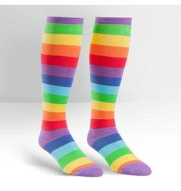 SOCK IT TO ME - Women's Super Juicy Stretch-It Knee High Socks