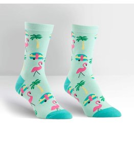 SOCK IT TO ME - Women's Florida Crew Socks