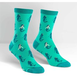 SOCK IT TO ME - Women's Princess of The Sea Crew Socks