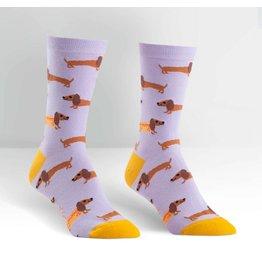 SOCK IT TO ME - Women's Hot Dogs Crew Socks